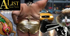 The A-List: New York Live Blog - A Good Time Vomit Orgy