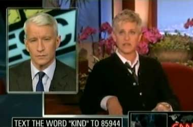 Will Anderson Cooper Tell The World Whether He Was Bullied For Being Gay?