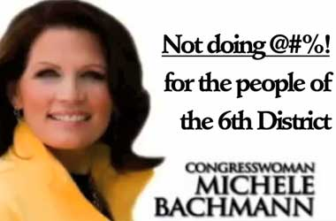 Tarryl Clark's Bad Ass Political Ad Targeting Michele Bachmann