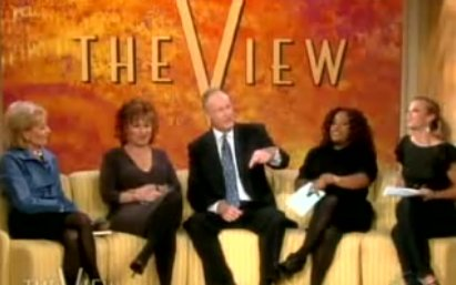Rosie O'Donnell On The View Walkout: What Do You Expect From Bill O'Reilly?