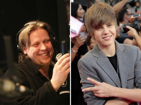 Canadian's Douchebag Radio Host Dean Blundell Wrist Slapped For Calling Justin Bieber A Transexual 'She-He It'
