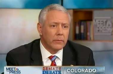 CO Senate Candidate Ken Buck: Gayness = Alcoholism, Rape Allegations = 'Buyer's Remorse'