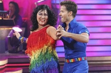 How Come Dancing's Louis Van Amstel Has Such a Problem With Calling Out Anti-Gay Bullies?