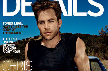 Men's Magazines Stop Pushing Unrealistic Twink Image. Now, For The Unattainable Muscled Image