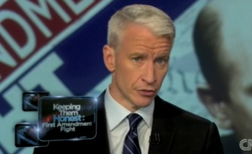 Anderson Cooper's Wonderful Even-Toned Take Down Of Constitutional Moron Christine O'Donnell