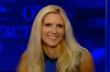 Of Course Ann Coulter Has No Problem With Carl Paladino Calling Homosexuality 'Disgusting'