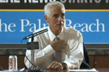 Charlie Crist Isn't Sure If He Supports Gay Adoption Because It's The Right Thing To Do, Or A Court Told Him So