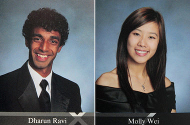 Dharun Ravi + Molly Wei Claim They Only Saw Tyler Clementi Kissing, Nothing More
