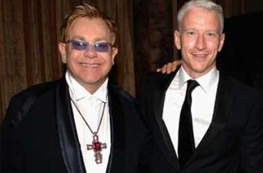 Elton John Picks The Gay Guy's Side In The Dilemma Fracas