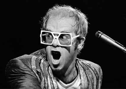 Maybe Rush Limbaugh Got Elton John To Perform At His Wedding With Some Nose Candy