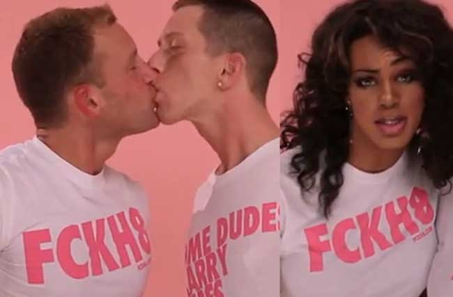 Don't FCK With My Gay Friends, My Gay Daddies, Or My Gay Son: The T-Shirt
