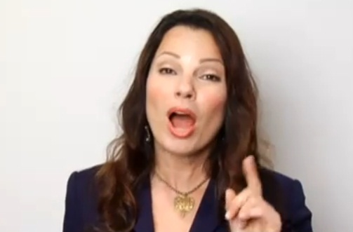 Fran Drescher Knows Something About Gay Marriage (Or At Least Marrying Gays)