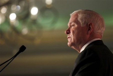 Stop Reading Defense Sec. Robert Gates' Personal DADT Diary, You Guys