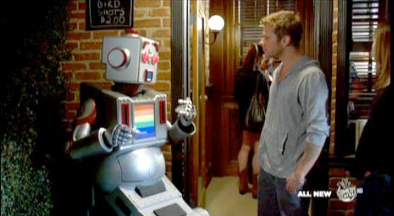 Will Ryan Phillippe 'Go Robot' For This Gay Droid?