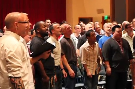 West Coast Gay Men's Choruses Battle For Best 'It Gets Better' Video