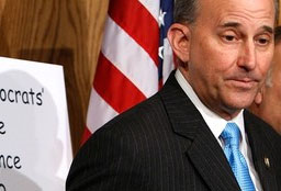 Rep. Louie Gohmert's Beautiful Defense Of DADT: It Helps Gays Control Their Hormones