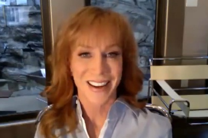 Kathy Griffin Blames Gay Suicides On 'Trickle Down Homophobia'