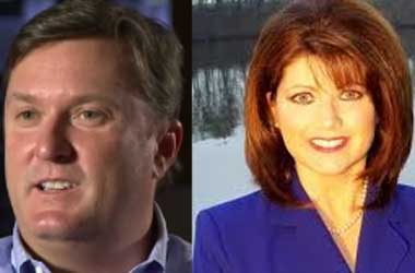 Man-Clock Marriage Opponent Rebecca Kleefisch's Uncle Chris Pfauser Donates $500 To Her Opponent