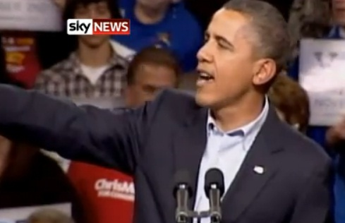Obama Gave AIDS Prevention Efforts $4 Billion And all He Got Was This Lousy Heckling