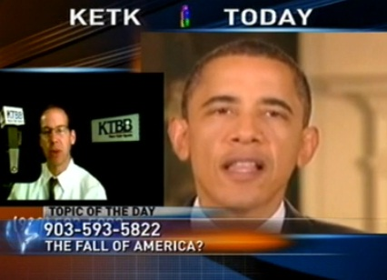NBC Affiliate KETK Won't Wonder Aloud Whether Gays Are Ruining America Ever Again
