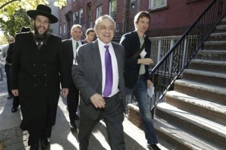 Bigot Rabbi Yehuda Levin Won't Support Bigot Carl Paladino In New York Election