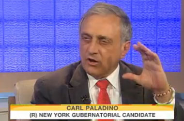 Wait. Is Carl Paladino Right About Sexed Up Gay Pride Parades + Kids?