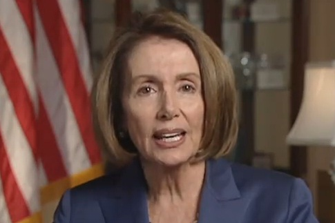 Nancy Pelosi Releases Most Uninspiring 'It Gets Better' Video To Date