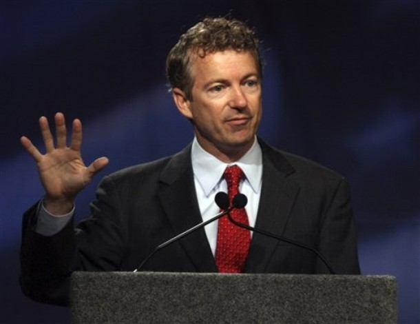 Rand Paul: Kill The Department of Education So Kindergartners Don't Have To Learn 2 Mommies Being Normal