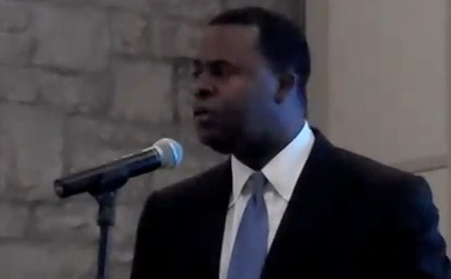 Mayor Kasim Reed: I'm Well Aware Atlanta's Gays Still Hate the Police