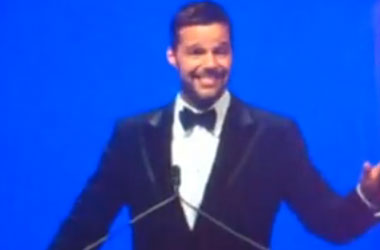 At HRC's Dinner, Ricky Martin Upstaged Only By Bette Midler's Vanity