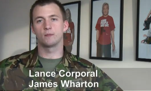 Britain's Gay Soldiers Speak Up When America's Cannot