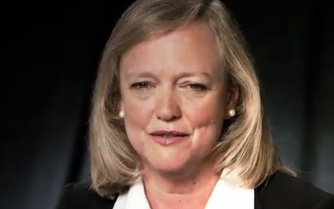 Meg Whitman: Nobody Likes Me, Everybody Hates Me, Guess I'll Go Eat Worms
