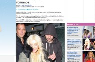 Christina Aguilera Accidently Goes Out At To a Gay Bar To Promote Burlesque