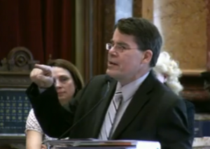 Iowa's Anti-Gay Leaders Trying To Push Out Senate Majority Leader Mike Gronstal