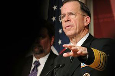 Harvard President Drew Faust Taunts Adm. Mike Mullen With ROTC Dreams