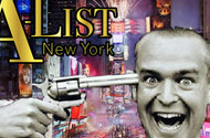 The A-List: New York Live Blog - Just Like Your Life, Only Dumber And With Better Liquor