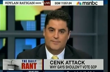 Cenk Uygur Calls On 100% Of Gays To Vote For Republicans 0% Of The Time