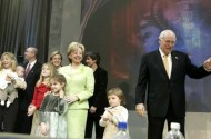 Cheney Told Bush About His Gay Daughter To Test Future President's 'Tolerance'