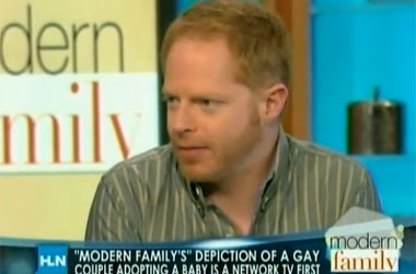 Conservatives Don't Send Jesse Tyler Ferguson Enough Hate Mail