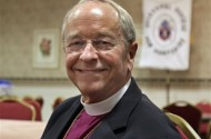 Death Threats Aren't Running Bishop Gene Robinson Out Of The Church. Actually, They Made Him A Bigger Believer