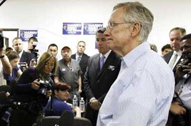 ELECTION 2010: Reid, Cicil