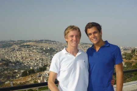 Facebook Founder Chris Hughes + Freedom To Marry's Sean Eldridge Are Engaged
