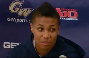 Trans College Baller Kye Allums Is Awesomely Open About Being Trans