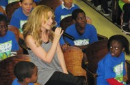 How Staten Island's 5th Graders Get Kylie Minogue (And Every Other Famous Person) To Sing With Them