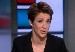 What Rachel Maddow's Defense of Keith Olbermann + MSNBC Gets Terribly Wrong