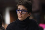 Rachel Maddow Is Sick Of You Trying To Get Her To Become a Politician