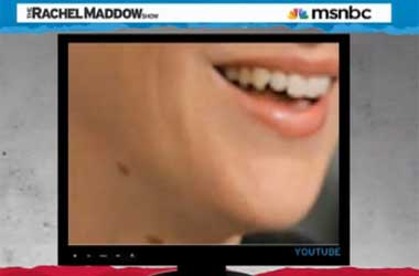 Rachel Maddow Recycles Lesbian Vampire Accusations To Debunk Internet Myths