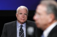 All Of John McCain's Pro-DADT Military Buddies Are Abandoning Him