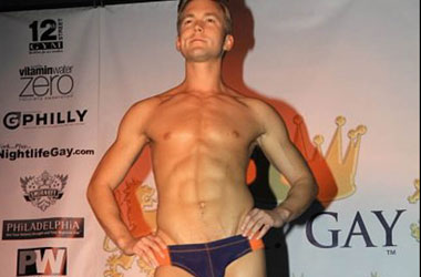 Eddie Rabon Crowned 2011 Mr. Gay USA