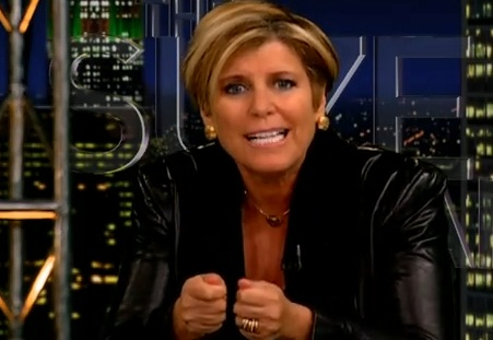 Suze Orman Knows It Gets Better, Particularly If You Have An Impressive FICO Score